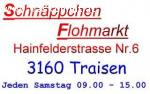 Flohmarkt - Jeden Samstag !